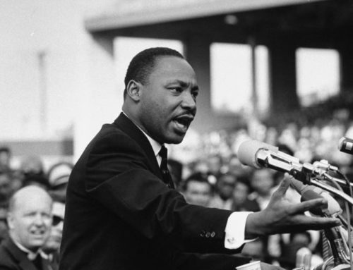 Person of the Month: Martin Luther King Jr